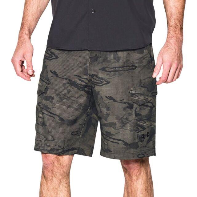 Under Armour Men/'s Fish Hunter Cargo Shorts NWT 2019
