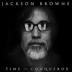 Jackson-Browne-Time-the-Conquerer-UK-IMPORT-CD-NEW