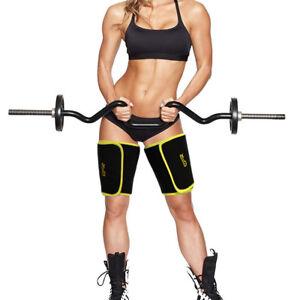 dc69f2aa38f Sweat Sauna Belt Thigh Arm Trimmer Shaper Fat Burner Body Slimming ...
