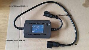 general motors candi module diagnostic adapter for gm tech2 part nr j 45289 ebay. Black Bedroom Furniture Sets. Home Design Ideas