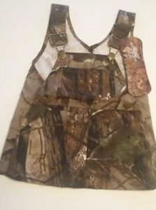Camo-Infant-Girl-Jumper-Dress-Camouflage-12-mos-REALTREE-APG