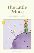 The Little Prince Saint-Exupery Wordsworth Editions Paperback Book New