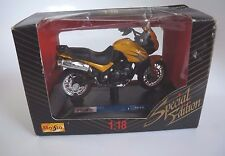 MAISTO SPECIAL EDITION TRIUMPH TIGER COLLECTIBLE DIE CAST MODEL MOTORCYCLE