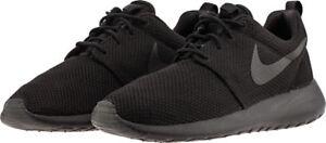 d2da52da053a 511881-026 Men s Nike Roshe One Casual Shoes Black Black Sizes 8-12 ...