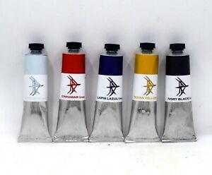 The World's Rarest Colors - Starter Set - 37ml - Handmade Oil Paint
