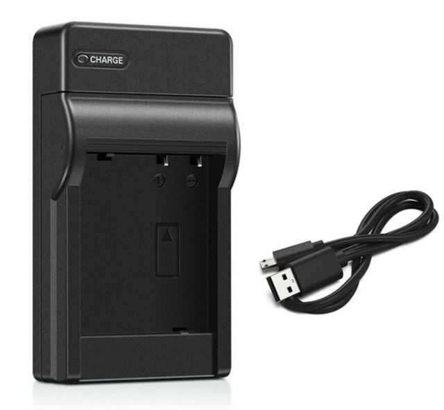 SC-D67 Digital Video Camcorder SC-D39 Battery Pack SC-D60 SC-D55 Charger for Samsung SC-D33 SC-D34