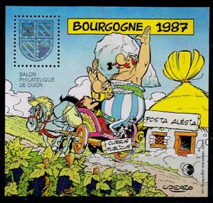 Timbre France Bloc Cnep N°8 Neuf** Bourgogne (salon Philatélique De Dijon ) Diversifié Dans L'Emballage
