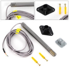 Metal Temperature And Humidity Transmitter Pipeline Sensor Tamph Probe 0 10v