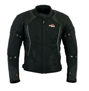 Motorcycles-Summer-Cordura-Mesh-Breathable-CE-Removable-Protector-Armour-Jackets
