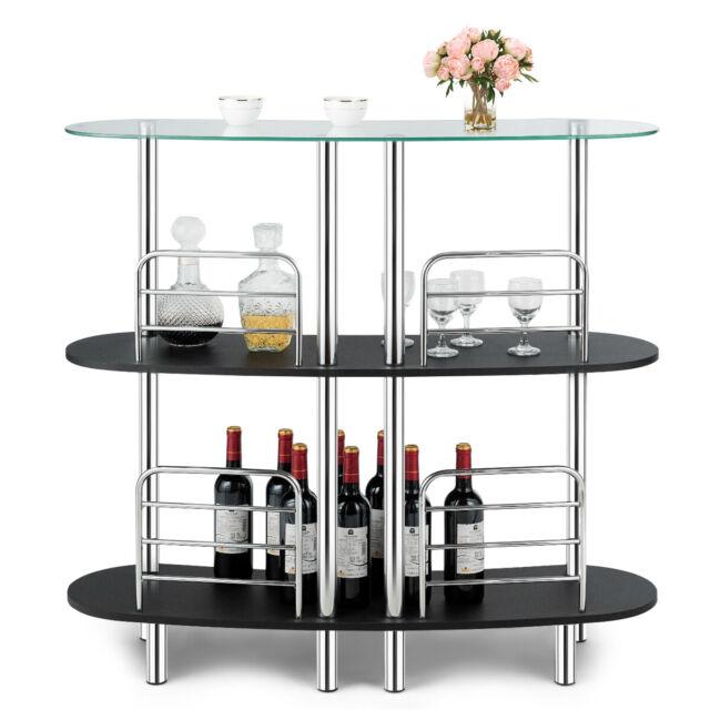 Modern Wine Liquor Bar Table Room, Liquor Bar Furniture