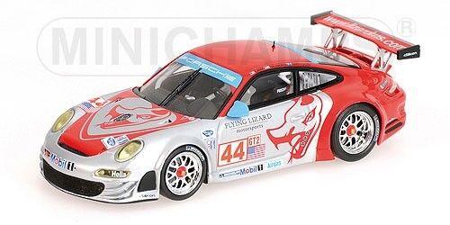 Porsche Porsche Porsche 911 Gt3-rsr 12h Sebring 2008 Law Neiman Davidson 1 43 Model MINICHAMPS 6642ee