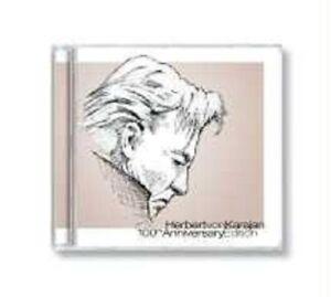 HERBERT-VON-KARAJAN-034-100TH-ANNIVERSARY-EDITION-034-2-CD