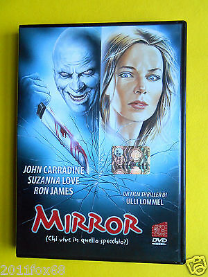 dvd,film horror,mirror,chi vive in quello specchio,the boogey man,ulli lommel,z