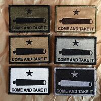 Gonzales come And Take It Tactical Patch
