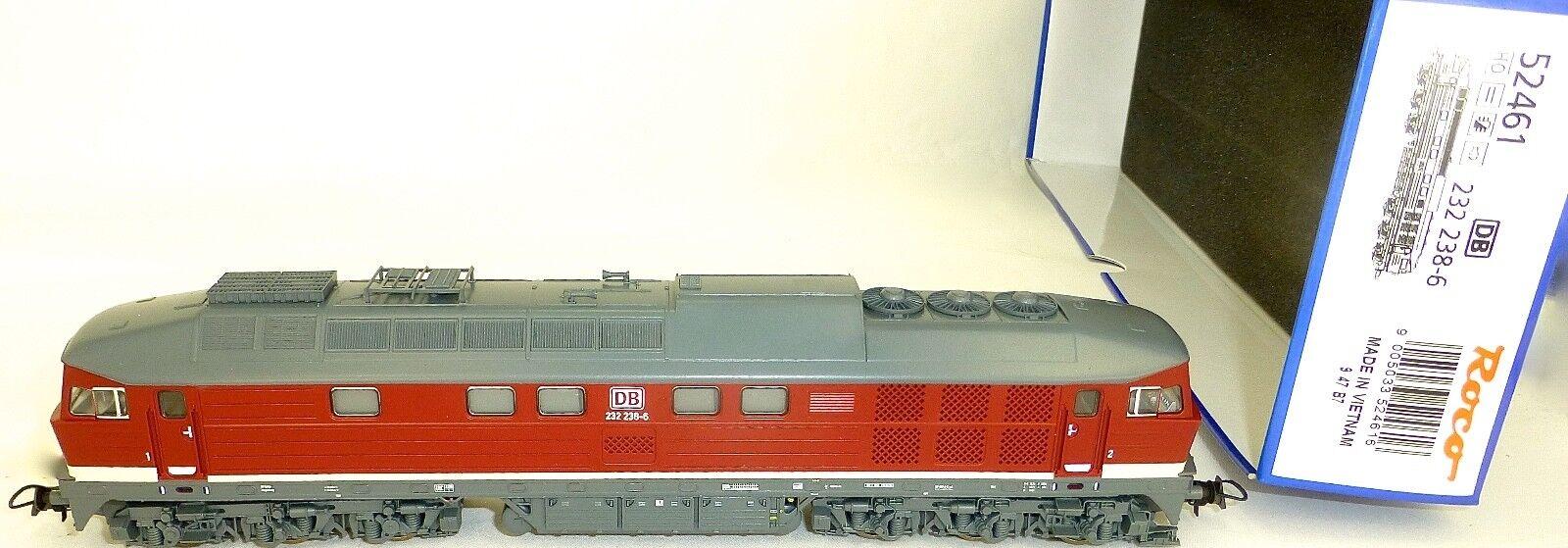 Más asequible 232 238-6 diesellok sonido digital DB-AG roco 52461 h0 h0 h0 1 87 µka2   Todo en alta calidad y bajo precio.