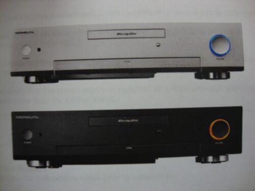 HTPC Case Silver Moneual MonCaso Aluminum 312//312B Desktop Media Center