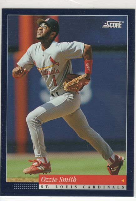 Ozzie Smith 1994 Score  384 Padres Cardinals Hof  Free Shipping