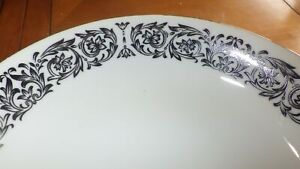Fine-China-Dinnerware-Medford-by-Four-Crown-China-Japan-Service-for-4-EUC-23-pc