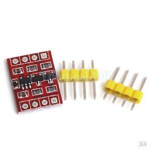 4pcs-2-CH-I2C-IIC-Logic-Level-Converter-Module-Bi-Directional-5V-3V-for-Arduino