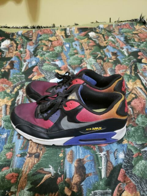 mens nike air max 90 trainers size 12