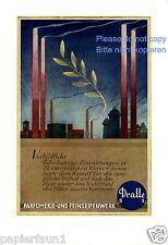 Dralle Parfüm Seife XL Reklame 1944 !!! Parfum Seife Endsieg ad Werbung 3. Reich