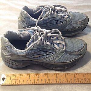 fa1e1a16d0d Details about BROOKS ADRENALINE MOGO ASR 6 Women s Running Shoes US 6.5 EU  37.5 L. Blue Gray