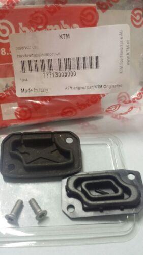 KTM HANDBRAKE CYLINDER COVER 125 150 SX 250 SX SX-F EXC-F 2014-2019 77713003000