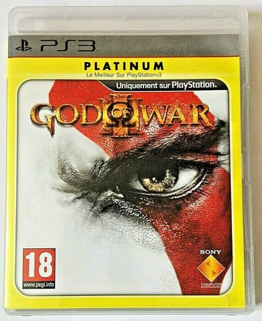 God Of War III - PS3 PlayStation 3