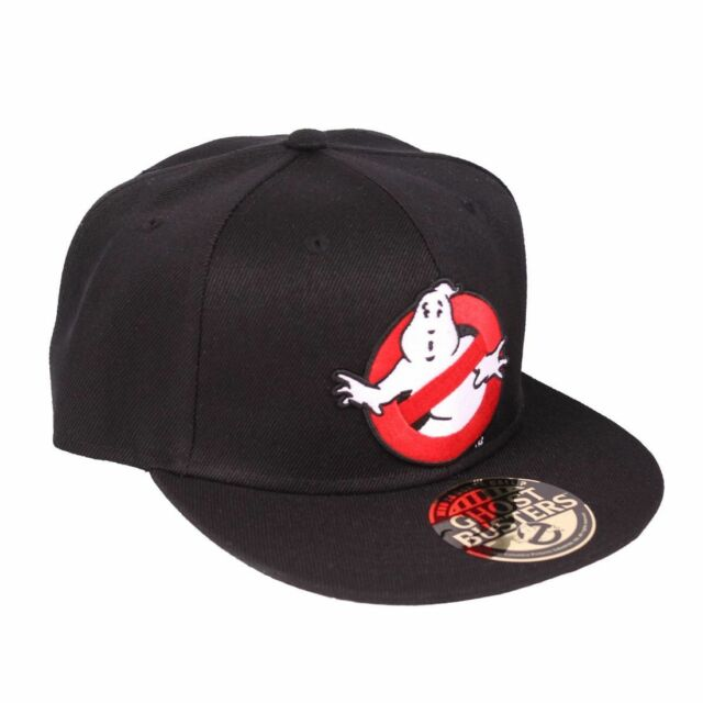 cap Ghostbusters official embroidery recto verso Ghostbusters no. ghost cap 20828bb1a9b3
