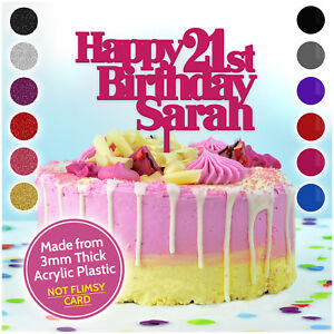 Happy-Birthday-Cake-Topper-Personalised-ANY-Name-Acrylic-Cake-Decoration-ANY-AGE