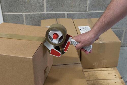 AUSVERKAUF Profi Handabroller Packbandabroller Klebeband Abroller Packband