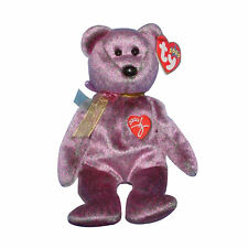 Ty Beanie Baby 2000 Signature Bear 6th Generation Ships Tag Protected d1c4ac08afa1