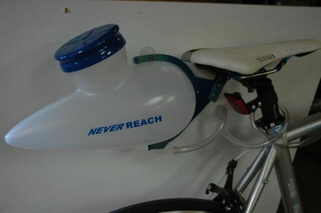 NeverReach PRO Aerodynamic Water Bottle Hydration System Bicycle Bike Road MTB