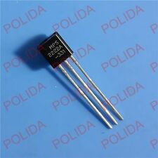 50PCS Transistor MOTOROLA/ON TO-92 MPS2222A MPS2222AG MPS2222