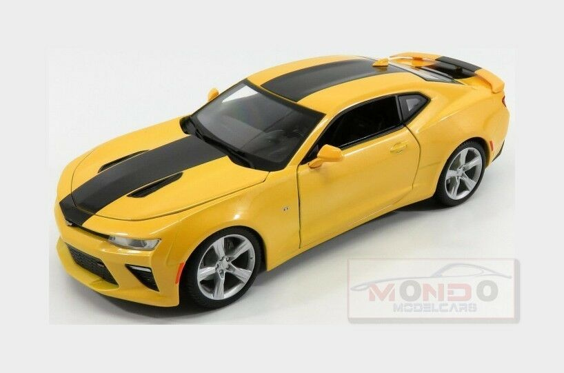 Chevrolet Camaro Ss Coupe 2016 jaune MAISTO 1 18 MI31689Y