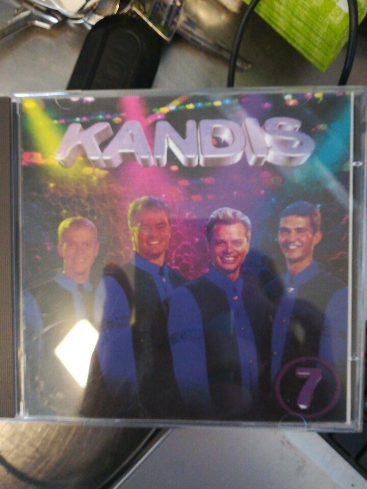 Kandis: Liv nu livet, pop