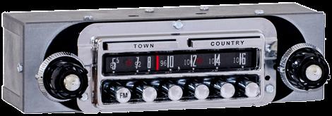 1956-57-Ford-Thunderbird-AM-FM-Bluetooth-Radio