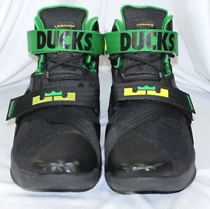 new arrival 073f6 da97d Image is loading NEW-Sz-18-Nike-Lebron-Soldier-IX-PRM-