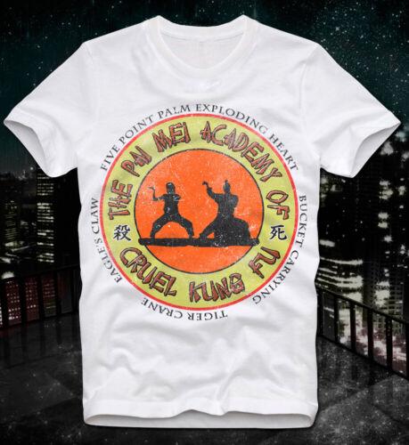 T-Shirt Pai Mai/'s White Lotus Martial Arts School Kill Bill Hattori Hanzo Bride