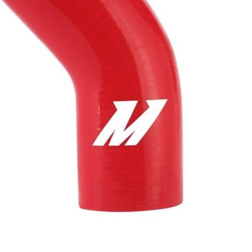 Mishimoto Silicone Coolant Hose RED Kit For 94-97 Dodge Ram 5.9L Cummins Diesel