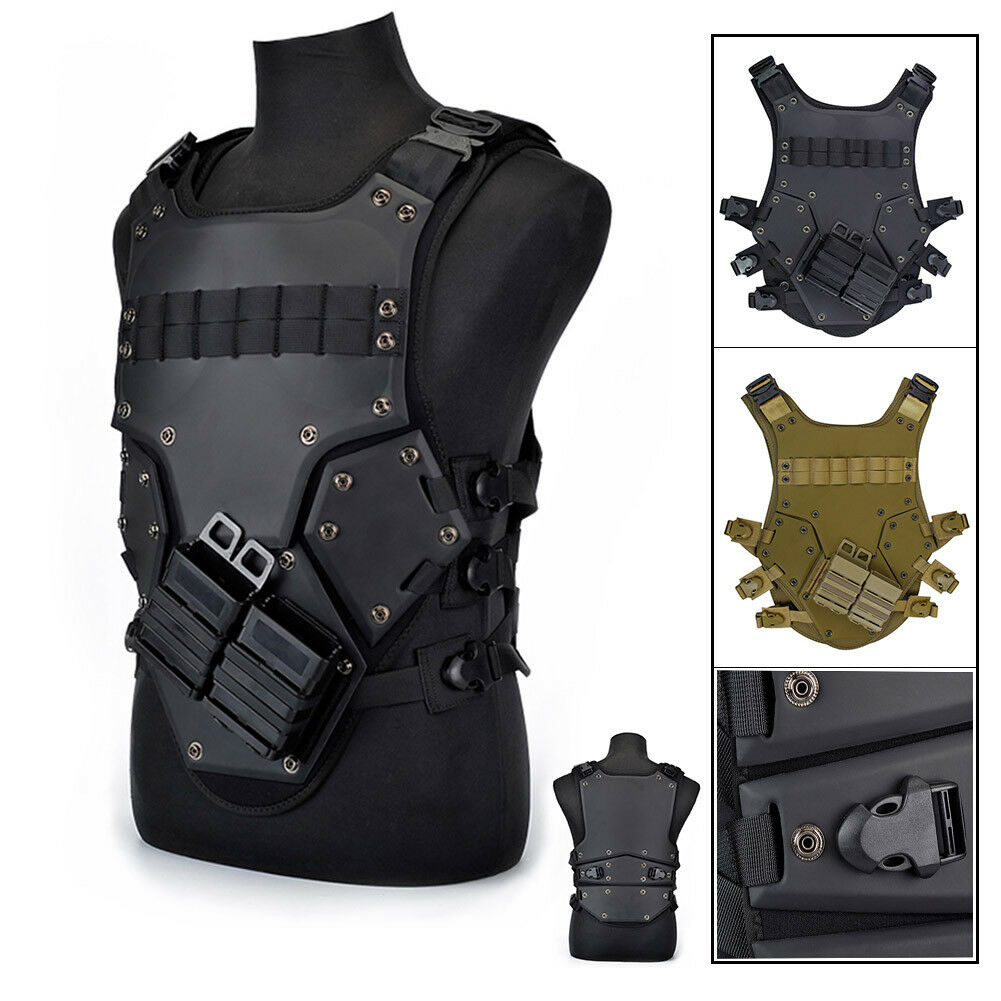 TMC Tactical Vest  Transformer-3 NEW Upper Body Armor Cosplay Combat Hunting Gear  cost-effective
