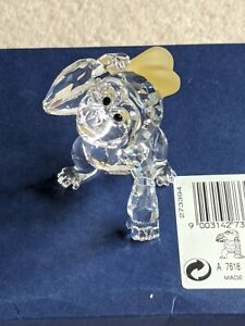 Swarovski-Young-Gorilla-with-Bananas-Crystal-Figure-Figurine-273394-BOXED
