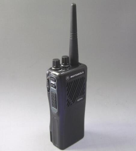 Free Programming Cable/&CD Motorola GP88s UHF 403-470MHz Handheld Two-Way Radio