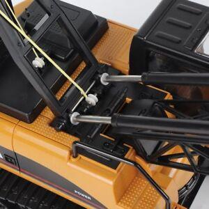 Huina 1572 15ch Rc allient la voiture de camion de construction d'ingénierie de 1/14 2.4ghz /