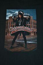 Alice Cooper Cooperstown Denver CO Coors Field Defunct T Shirt 2XL XXL Nice Rock