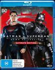 Batman V Superman - Dawn Of Justice (Blu-ray, 2016, 2-Disc Set)