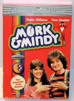 Mork & Mindy : Complete First Season 1 - Full Screen 4-disc Dvd Set (2004)