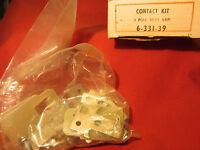 Cutler Hammer, Ch, Eaton, 6-331-39, 3 Pole, 50-60 Amp, Contact Kit
