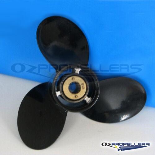10 3//8 x 14 Mercury Mariner 25-40-50-60-70HP Propeller 3 Blade Aluminium Prop