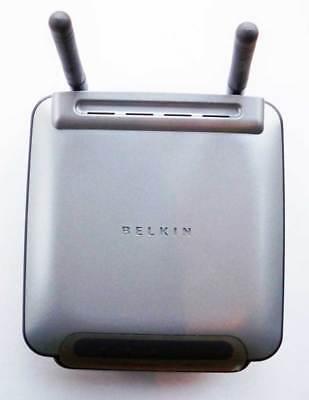 Belkin 802.11g wireless g gaming